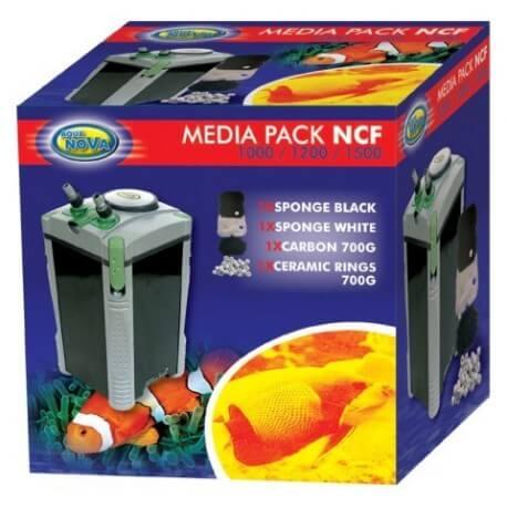 Kit Filtration pour NCF 1000/1200/1500