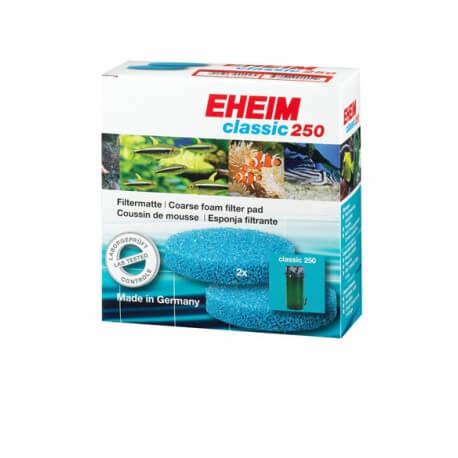 Eheim Mousse Bleue pour Filtre Eheim Classic 250 (2213)