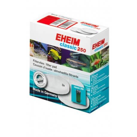 Eheim Ouate pour Filtre Eheim Classic 250 (2213)