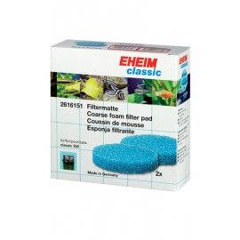 Eheim Mousse Bleue pour Filtre Eheim Classic 350 (2215)