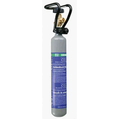 Bouteille CO2 500gr rechargeable