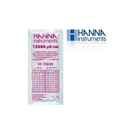 Solution Etalonnage Hanna 12880 µS/cm