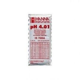 Solution Etalonnage Hanna pH 4.01