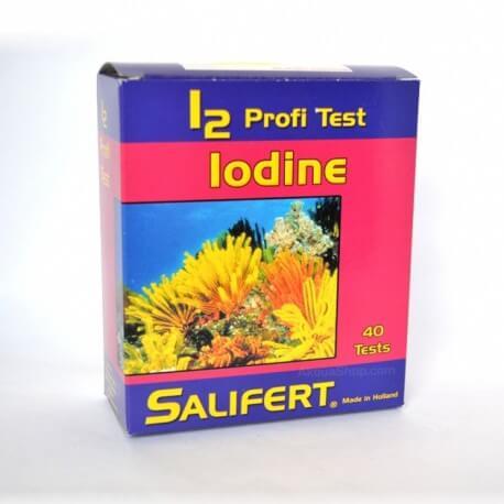 Salifert Test I2 Iode