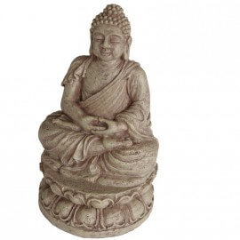 Superfish Buddha Statuette