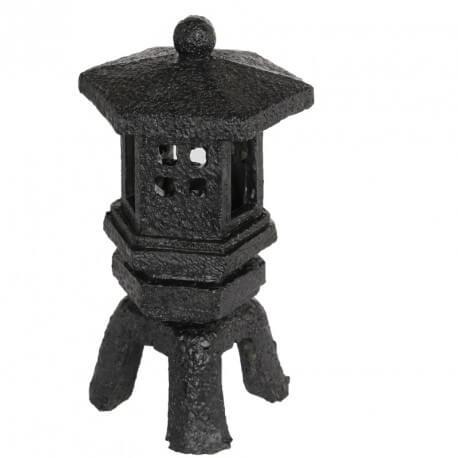 Lanterne Chinoise Noir
