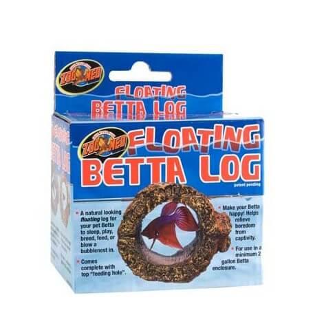 Floating Betta Log