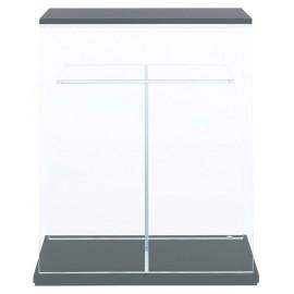 Meuble en verre spécifiquement conçu pour ADA Cube Garden 60-P