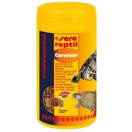 Sera Reptil Professionnal Carnivor 250ml