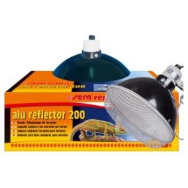 SERA Reptil Alu Reflector 200