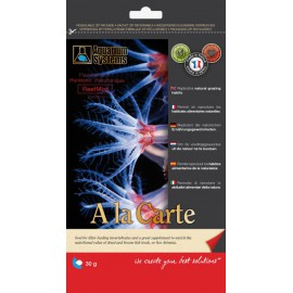 Nourriture A La Carte Plancton 30gr Aquarium Systems