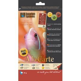 Nourriture A La Carte Omnivore Diet Maxi 30gr Aquarium Systems