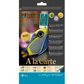 Nourriture A La Carte Mixed Flakes Maxi 30gr Aquarium Systems
