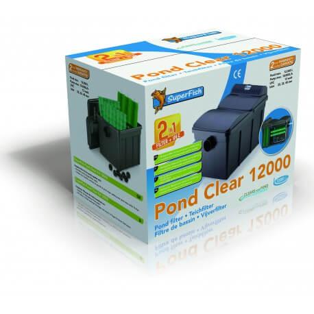 FILTRE SF PONDCLEAR 12000 UVC-13W