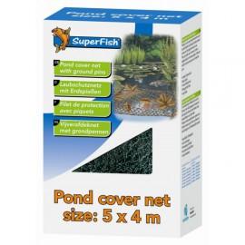 Set de 12 piquets supplémentaires pour filet Superfish
