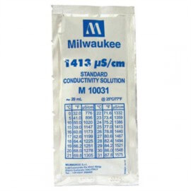 Solution Etalonnage Milwaukee Ph 10.01 20ml