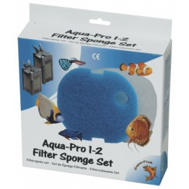 Aqua pro 1-2 filtre sponge set