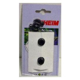 VENTOUSE + PINCE EHEIM 12/16mm