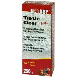Turtle Clear Liquid 250ml