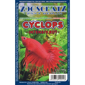 Cyclops Intensive Red Blister de 100gr