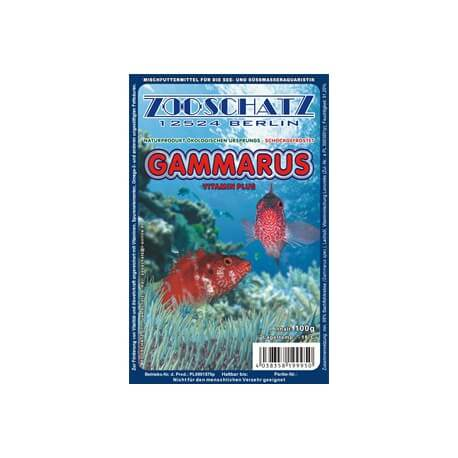 Gammarus Blister 100gr