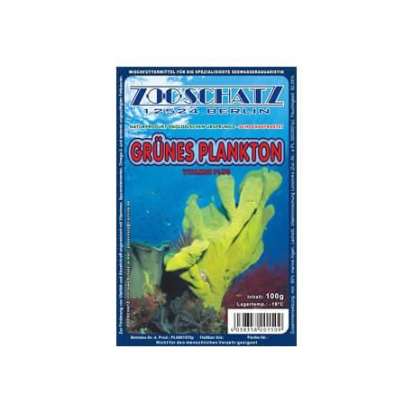 Plancton Vert Blister 100gr