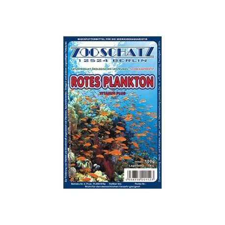 Plancton Rouge Blister 100gr