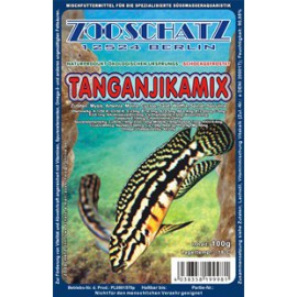 Tanganjika Mix Blister 100gr