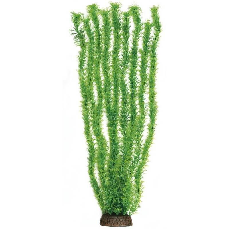Plante artificielle egeria xxl 60cm aquaplante for Plante 60 cm