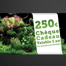 Chèque Cadeau Aquaplante 250€