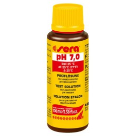 SERA Solution etalonnage pH 7,0 100ml