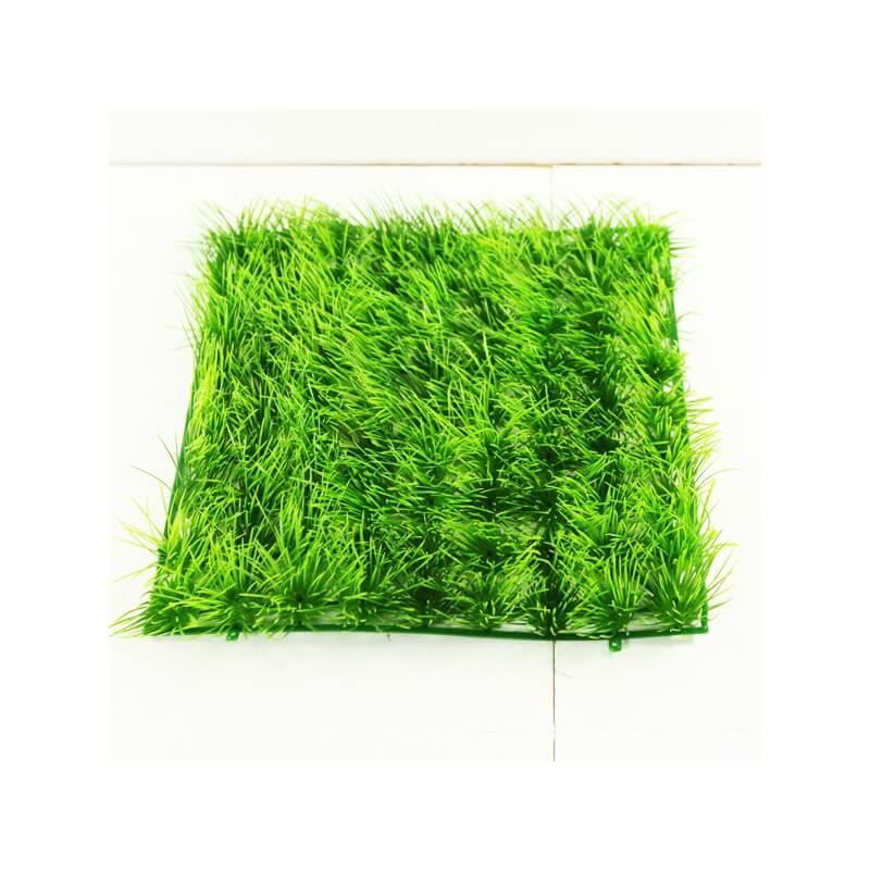 tapis pelouse plantes artificielles de 13x13cm. Black Bedroom Furniture Sets. Home Design Ideas