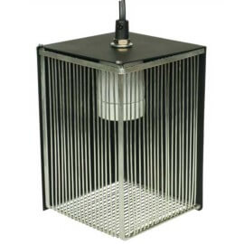 Reflector Lamp Holder, pour 150 W 14 x 14 x 25 cm