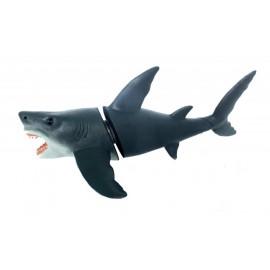 AQUA DELLA MAGNET SHARK ca.27x16x11,5cm