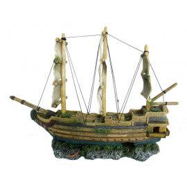 AQUA DELLA GHOST-SHIP 2 ca.50x12,5x37cm