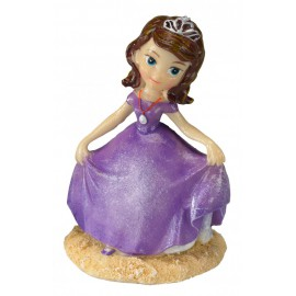 AQUA DELLA PRINCESS -S- PURPLE DRESS ca.6,3x6,2x9,8cm