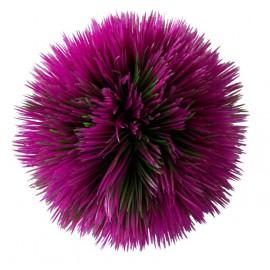 AQUA DELLA PLANT BALL PURPLE ca.11x11x11cm plastic