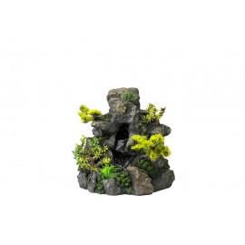 AQUA DELLA WATERFALL CLIFF ROCK SMALL 1WAY ca. 28x23x26,5cm