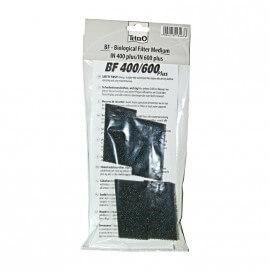 TETRA Mousse de filtration biologique BF 400/600 Plus 2 pièces