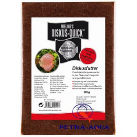 Discus Quick Intensive RED Plaque 200gr