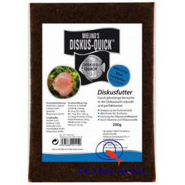 Discus Quick Intensive Blue Plaque 200gr