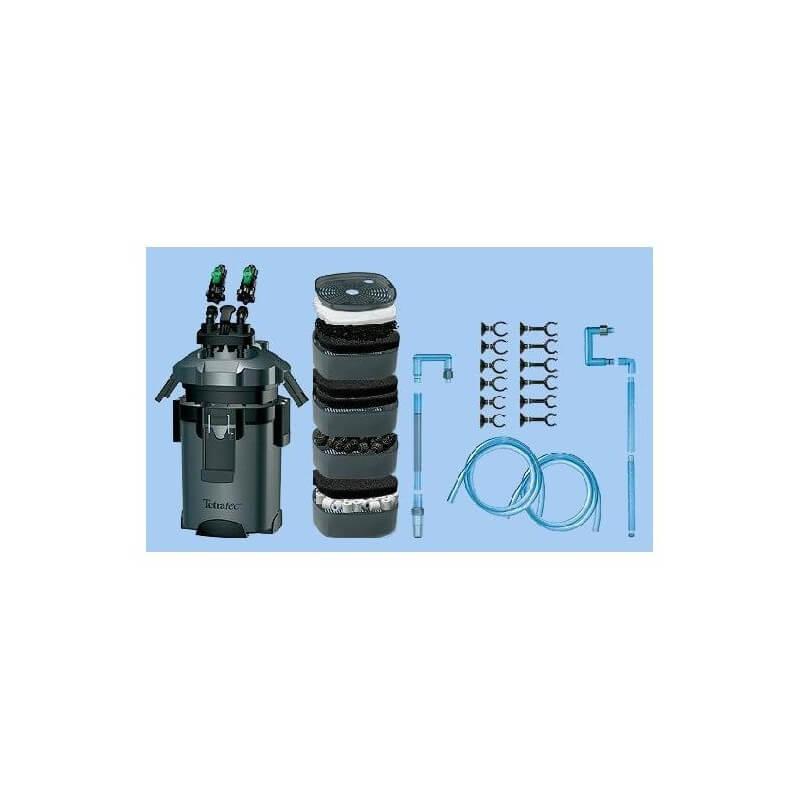 Filtre externe tetra tetra ex 400 plus filtre ext rieur for Filtre exterieur aquarium