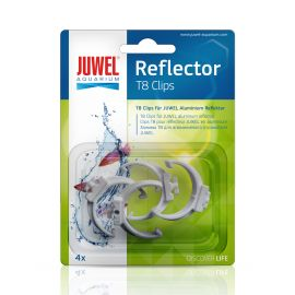 Clips T8 pour réflecteur 4pcs JUWEL