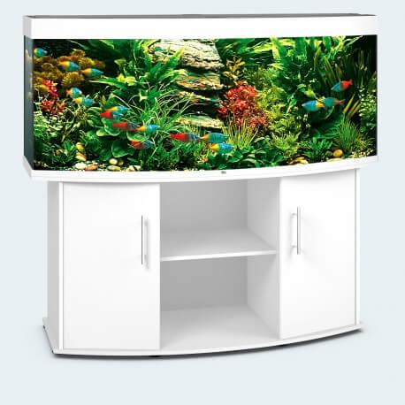 Aquarium Juwel Vision 450 Blanc
