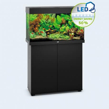 Aquarium Juwel Rio 125 LED Noir