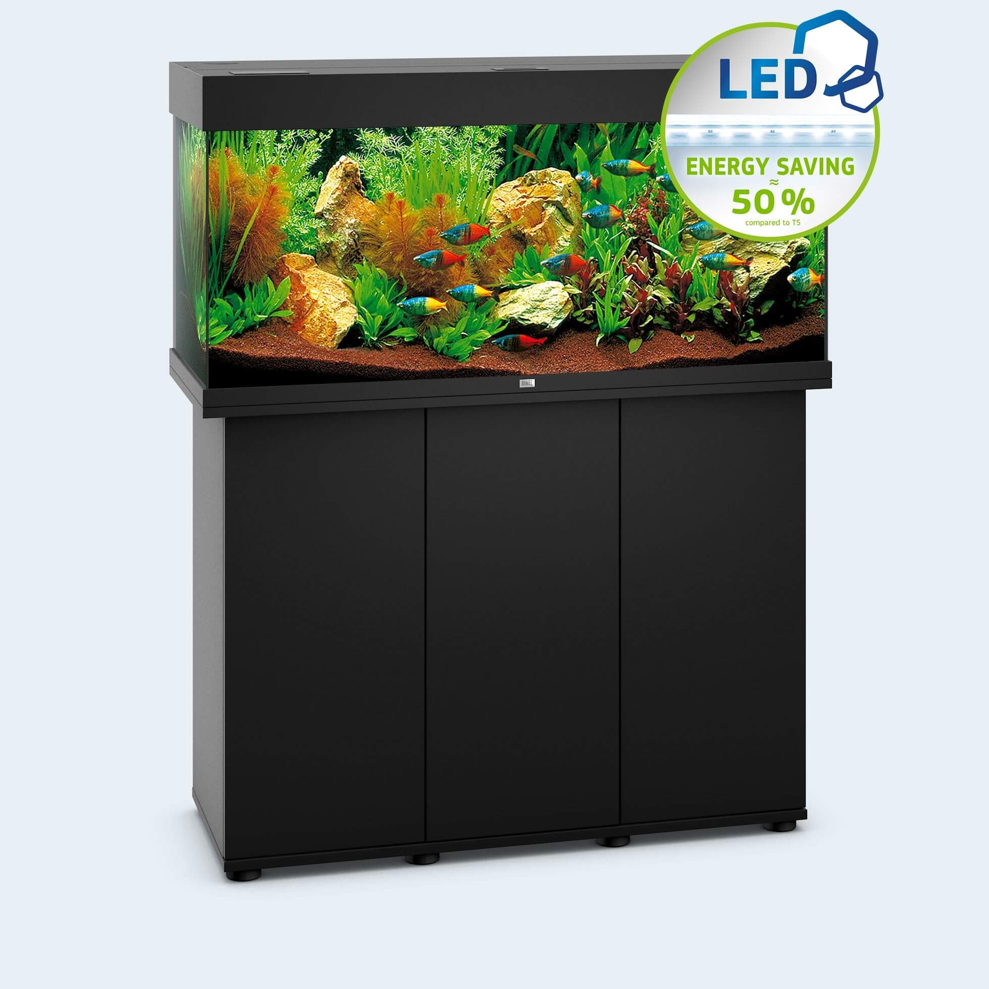 aquarium-juwel-rio-180-led-noir Frais De Aquarium Table Basse Pas Cher