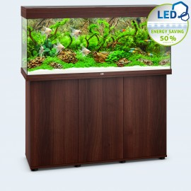 Aquarium Juwel Rio 240 LED Brun