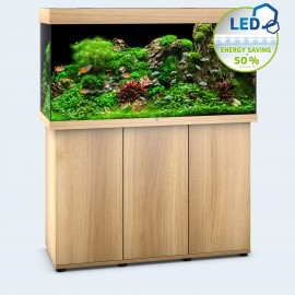 Aquarium Juwel Rio 350 LED Chene Clair