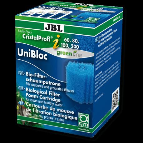 JBL UniBloc Mousse pour filtre Cristal Profi i60, i80, i100, i200
