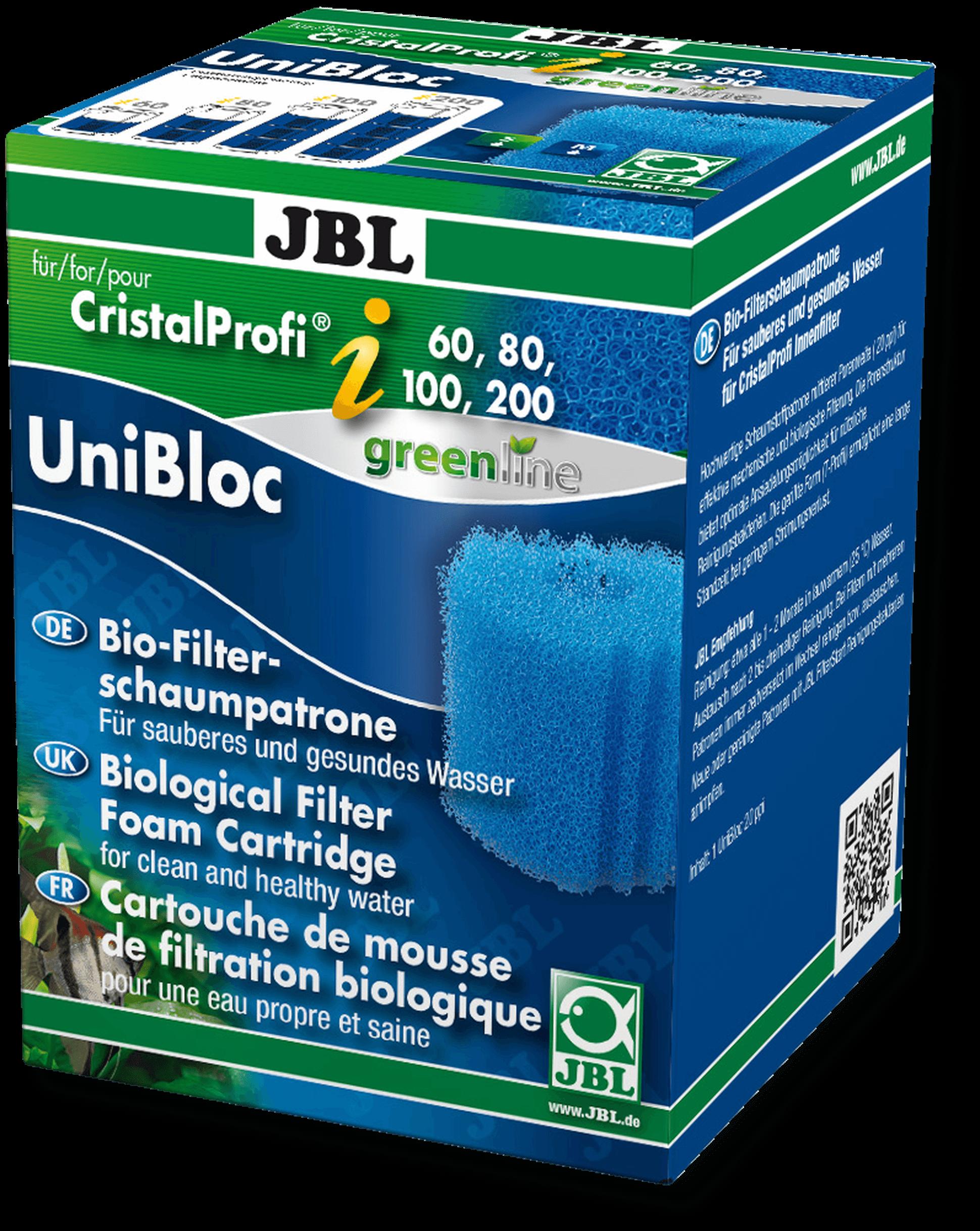 jbl-unibloc-mousse-pour-filtre-cristal-profi-i60-i80-i100-i200 Frais De Aquarium Recifal Complet Concept
